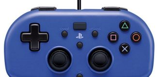 Hori Wired GamePad