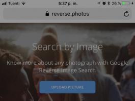 Photo Reverse