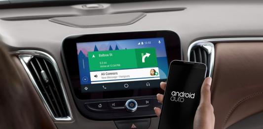 Android Auto Coche