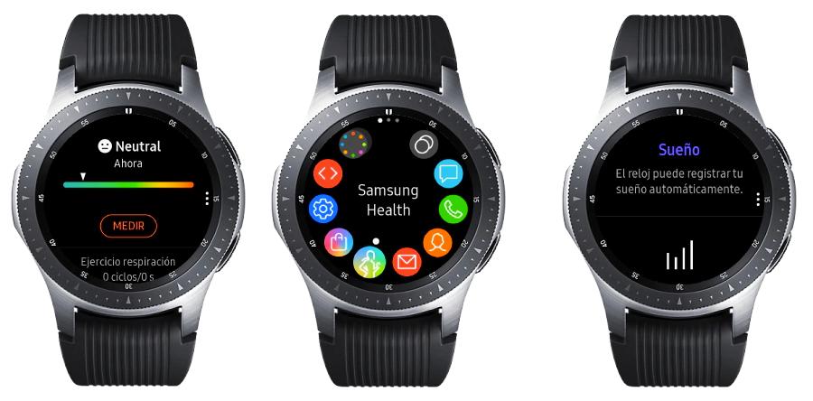 Seguimiento Galaxy Watch
