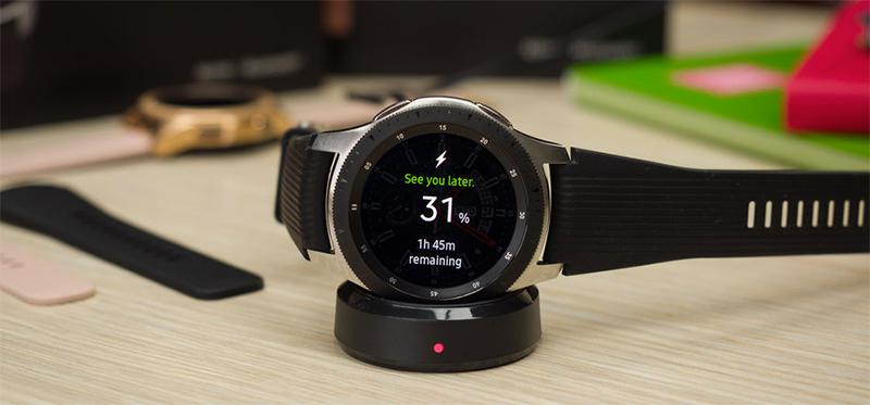 Cargador Galaxy Watch