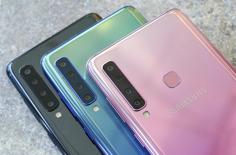 Galaxy A9 Colors