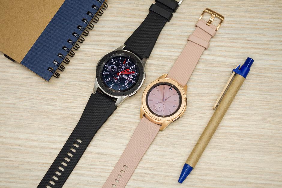 Galaxy Watch versiones