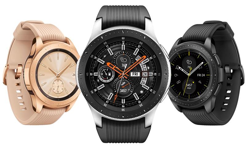 Nuevos Galaxy Watch 2018