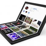 Lenovo presenta el primer PC plegable del mundo