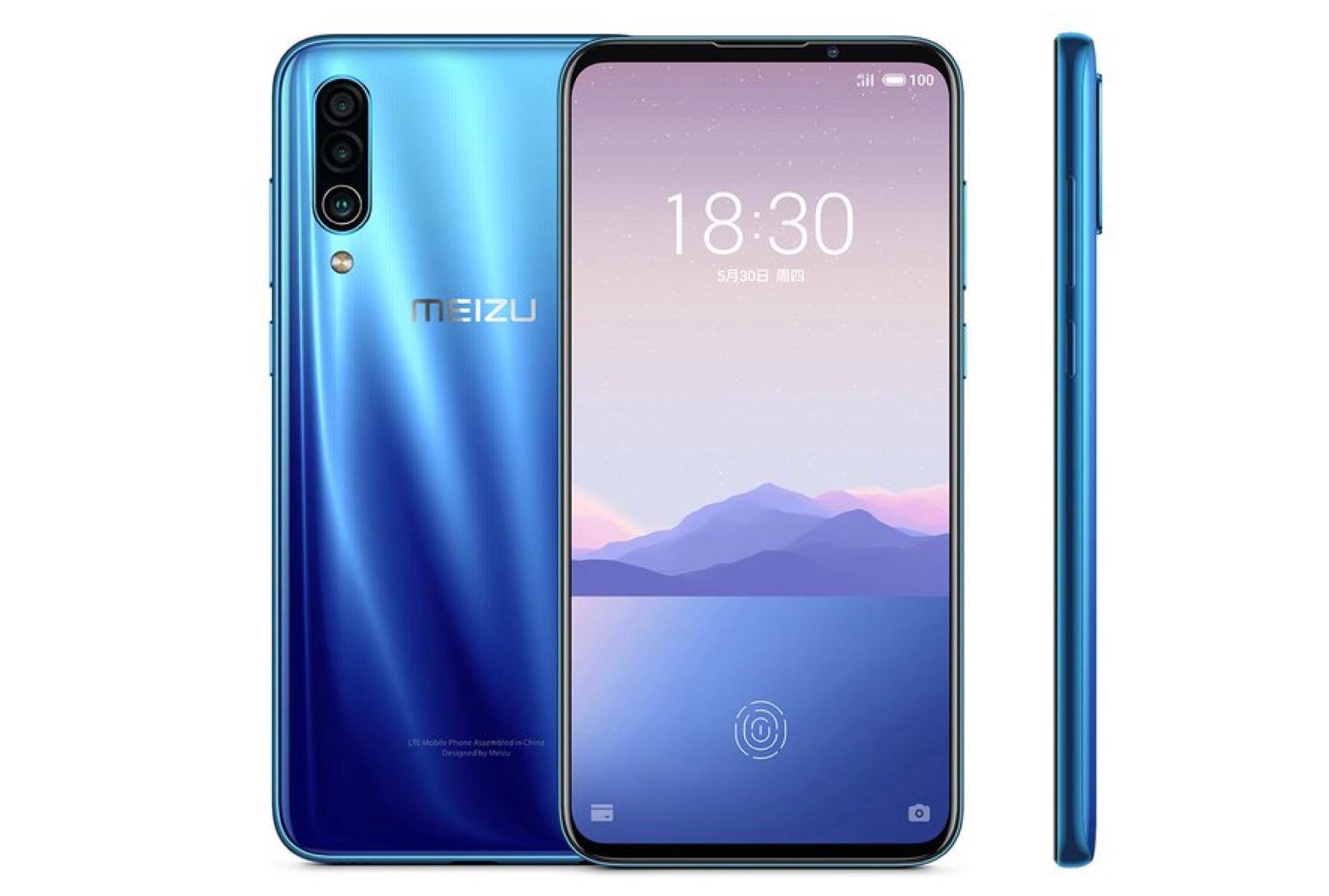 Meizu 16Xs Blue