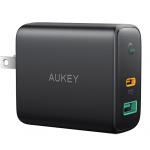Carga todos tus dispositivos móviles con el cargador de 30W de AUKEY