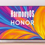 Honor Vision es el primer televisor inteligente con HarmonyOS