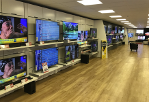 Tienda de TVs
