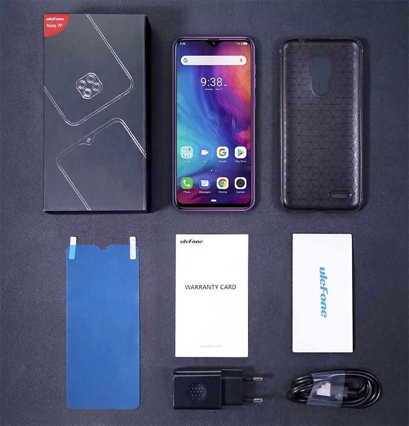 Ulefone Note 7P Accesorios