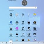 Windows 10 estrenará un nuevo menú de inicio estilo Launchpad
