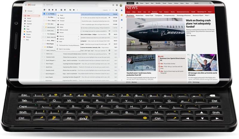 F(x) Tec Pro1 teclado