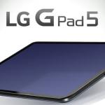 LG podría lanzar una nueva tablet llamada LG G Pad 5