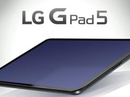 LG G Pad 5