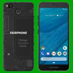 Fairphone 3: el único smartphone modular y 100% amigable con el medio ambiente