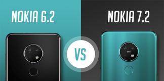 Nokia 7.2 & Nokia 6.2