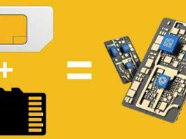 MicroSD-SIM