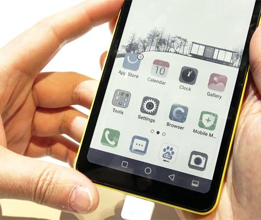 HiSense Color Smartphone