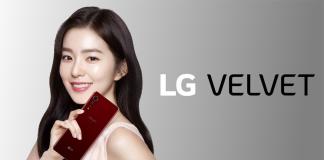 Poster LG Velvet