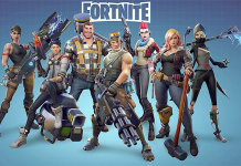 Fortnite team