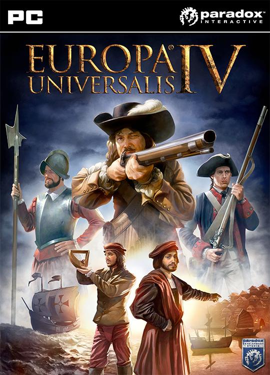 Caratula Europa Universalis IV
