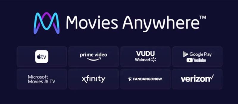 Catálogos Movies Anywhere