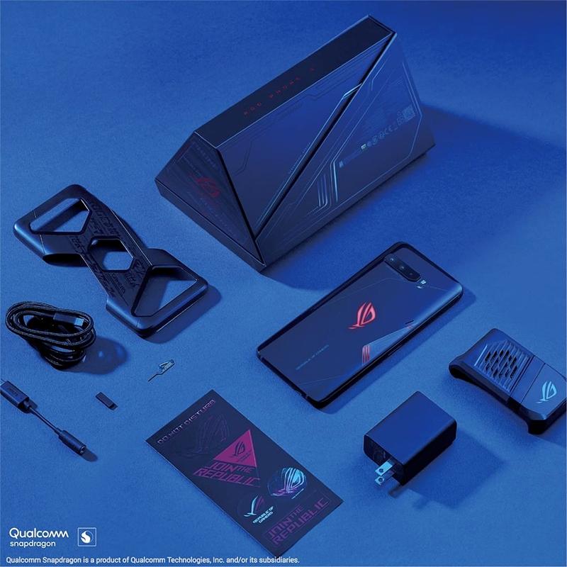 Accesorios del ROG Phone 3