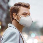 LG anuncia una nueva mascarilla con purificador de aire integrado