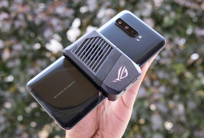 ROG Phone 3 Ventilador