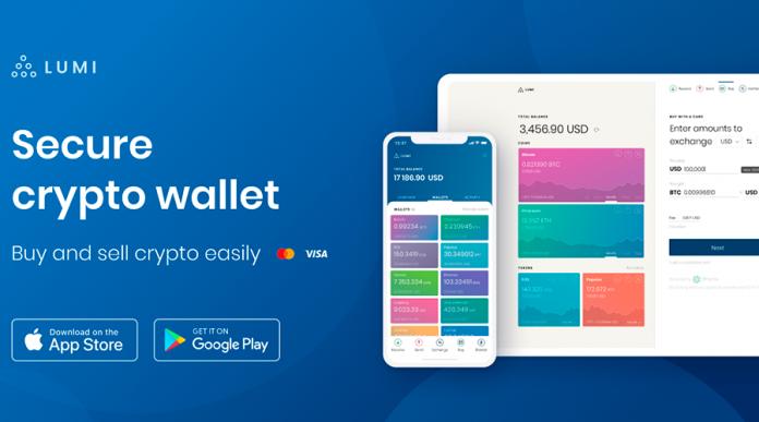 Lumi Wallet para iOS