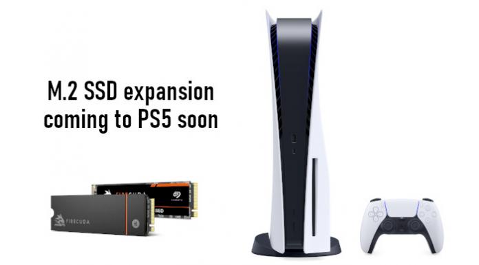 PlayStation 5 SSD